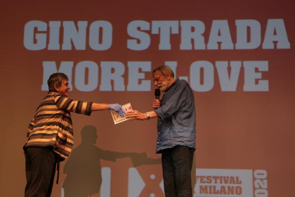 More Love Gino Strada