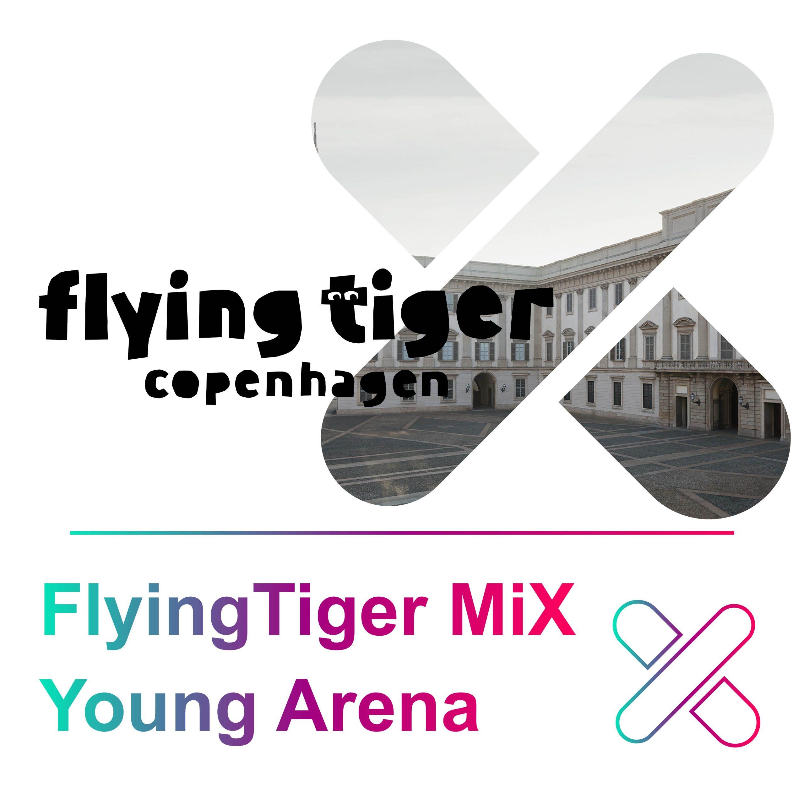 Intervista MiX a Flying Tiger Copenaghen